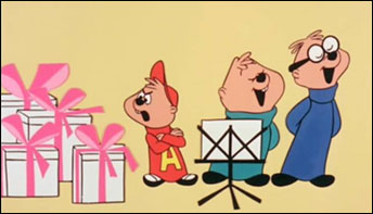 """A Chipmunk Christmas"" on Records"