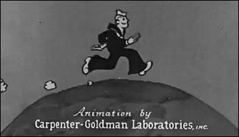 Cartoons from Carpenter-Goldman Laboratories