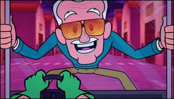 Was Stan Lee the Next Walt Disney?