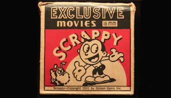 "Scrappy in ""The Pet Shop"" (1931)"