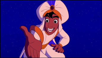 """Disney's Earlier Productions of """"Aladdin"""" and """"Rapunzel"""""""