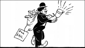 The Animated Silent Charlie Chaplin Cartoons
