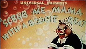 """Scrub Me Mama With A Boogie Beat"" (1941)"