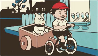 """REVIEW: """"Cartoon Roots: Bobby Bumps and Fido"""""""