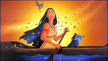 "Pondering ""Pocahontas"""