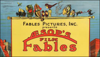 MORE Silent Era Aesops Fables