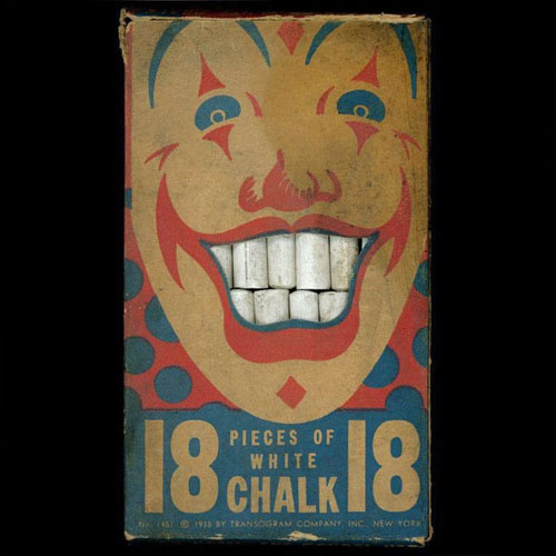 Clown Chalk