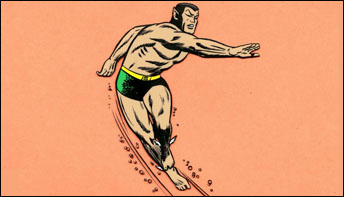 "Marvel's ""Sub Mariner"" in Animation"