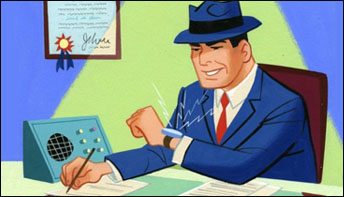 Dick Tracy in Animation