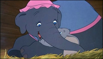 Dumbo's Mother: Adrienne Tytla
