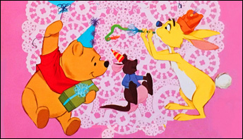 Celebrating Sterling Holloway for a Happy Pooh Year