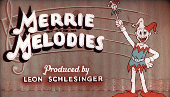 More Musical Changes For Merrie Melodies 1934-35