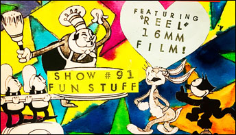 The Online 16mm Cartoon Carnival: May Edition