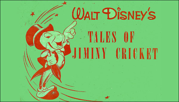Fred Flintstone Meets Jiminy Cricket: A Salute to Alan Reed