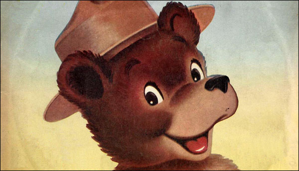 "Rankin/Bass' ""Ballad of Smokey the Bear"" on Records & More"