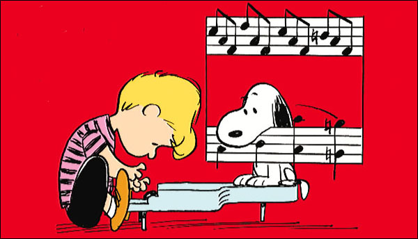 "70 Years of ""Peanuts"" – and All That Jazz"
