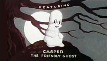 "Halloween is Better with Casper: ""The Friendly Ghost"" (1945)"