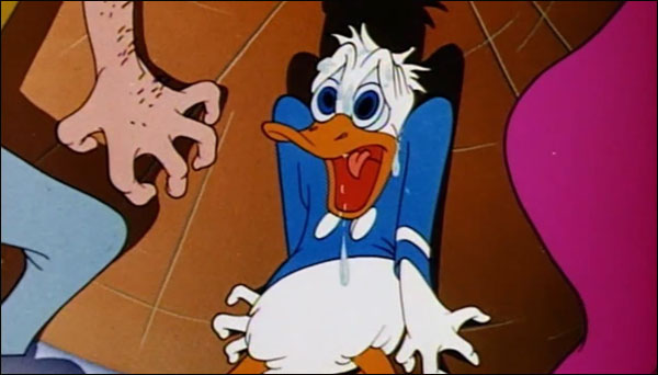 "Disney's  ""Duck Pimples"""