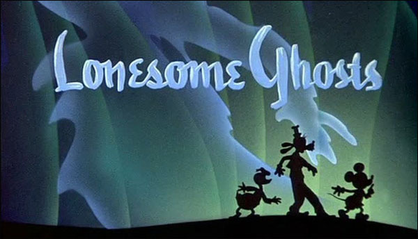 "The Story of Disney's ""Lonesome Ghosts"" (1937)"