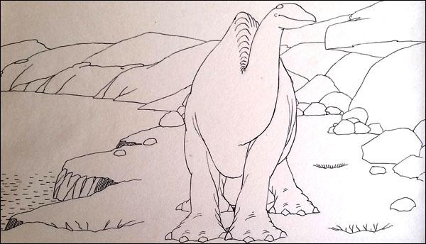 """""""Gertie the Dinosaur"""" Part One"""
