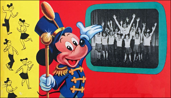 The First Mickey Mouse Club Record Albums