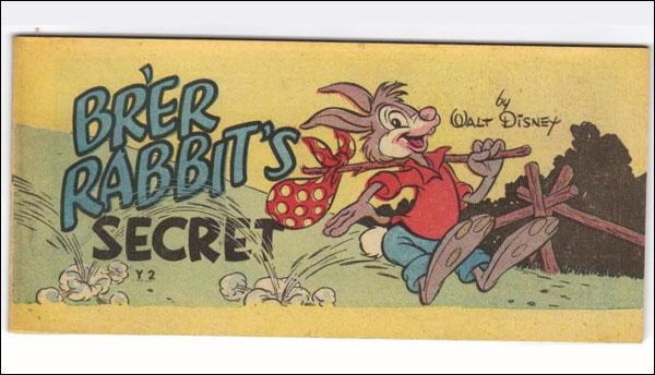 The B'rer Rabbit Comic Strip