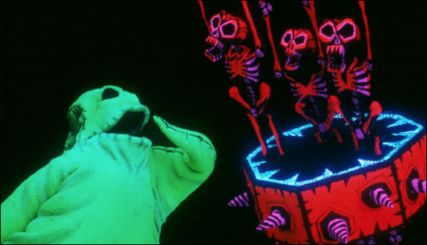 "Capture Lightning in a Bottle: Animation Production on ""The Nightmare Before Christmas"""