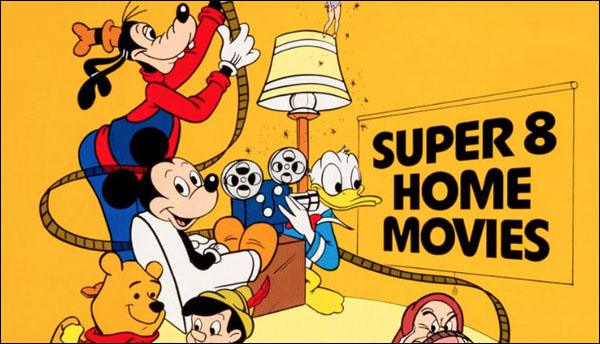 Disney on 8mm