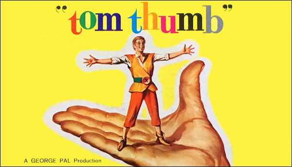 "George Pal's ""tom thumb"" on Records"