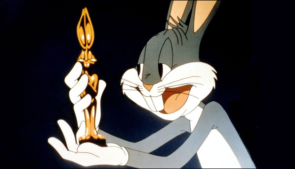 Animated Characters At the Academy Awards