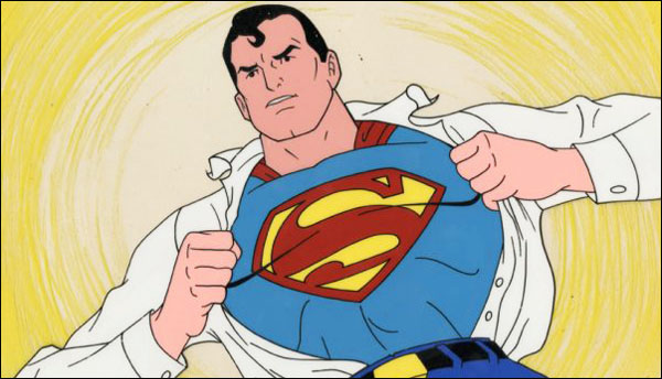 Filmation Superman