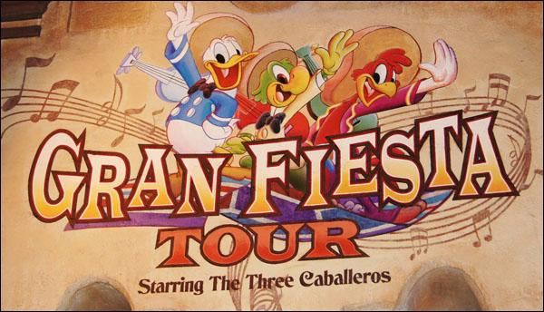 "Return of ""The Three Caballeros"""
