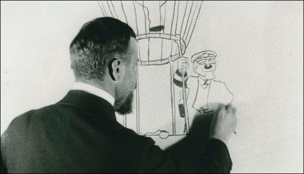 Victor Bergdahl, Kapten Grogg and Other Strange Creatures