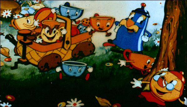 "Thunderbean's ""Rainbow Parade Cartoons, Volume 1"" is back!"
