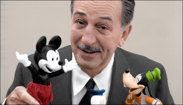 In His Own Words:  Walt Disney on Animation