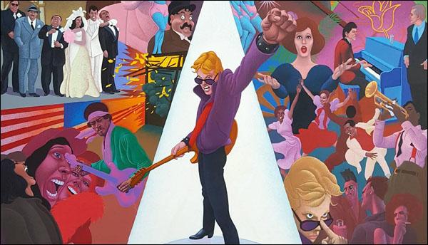 "Singing its Praises: The 40th Anniversary of Ralph Bakshi's ""American Pop"""