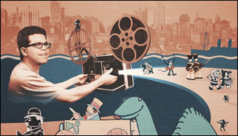 """""""Cartoon Carnival"""" and Fleischer Tribute on TCM Saturday Oct. 2nd"""