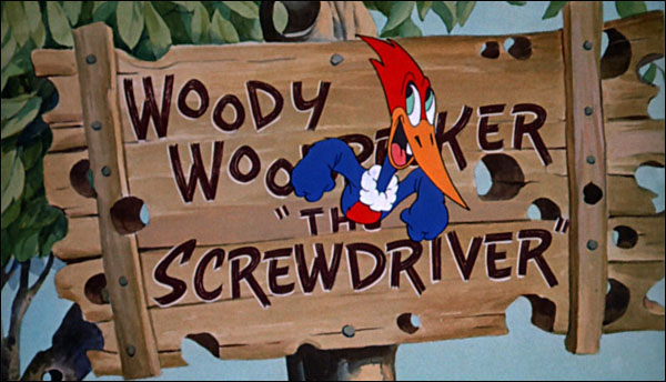 """""""GUESS WHO??"""" Voice Artists in the Woody Woodpecker Cartoons"""