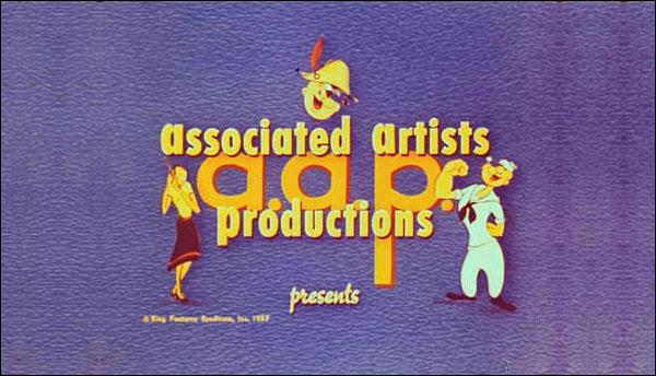 Popeye's 65th TV Anniversary