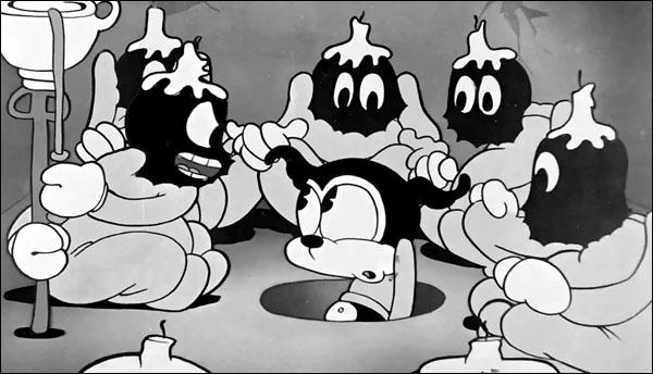 Talkartoons 1931: Do It Or Die