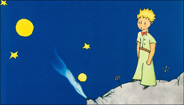 """The Animated """"Little Prince"""" That Never Was"""